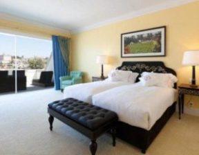 Yeatman WIne Hotel- Superior room