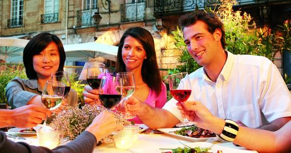 Restaurant Chez Philippe- Credits Deepix-CIVB