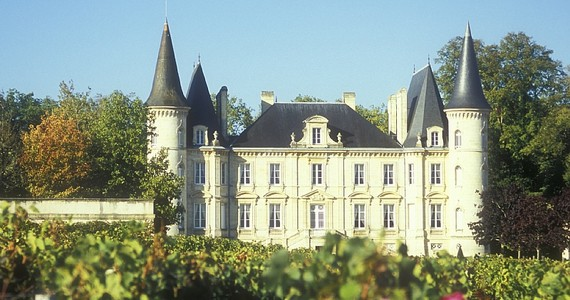 Luxury Champagne day tour - Credits Chateau Pichon