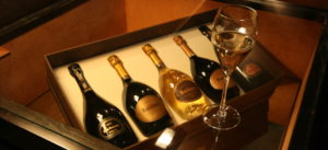 Champagne visits