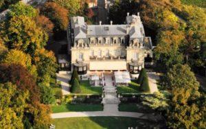 Champagne tours- Chateau les Crayeres