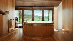 Marques de Riscal Barrel Bath