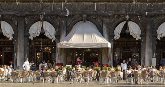 Venice wine tour - credits Caffe Florian