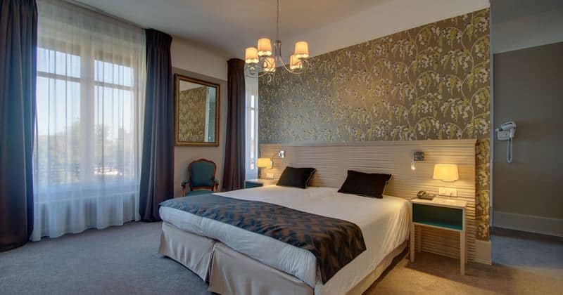 chambre - Hotel de la Poste