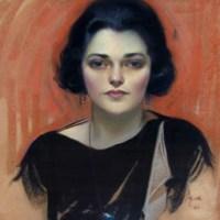 A Portrait of Julia Hoyt