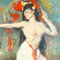 A Spanish Nude