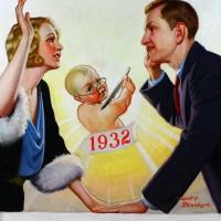 New Years Baby, 1932