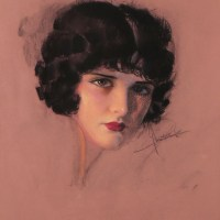 Portrait of Evelyn Brent