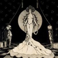 A Persian Orientalist Showgirl