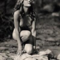A Kneeling Nude