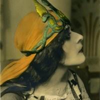 Theda Bara as Cleopatra