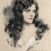 Naomi Johnson Ziegfeld Follies Portraits