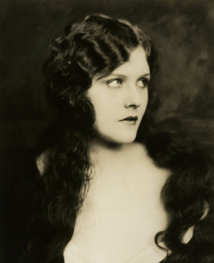 Detail of Alfred Cheney Johnston photograph