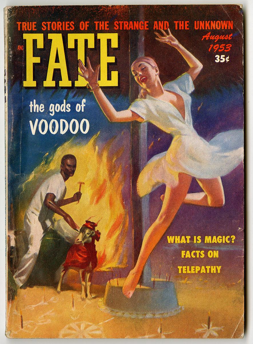 The Gods of Voodoo • Grapefruit Moon Gallery