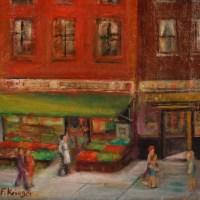 A Bustling Brooklyn Avenue
