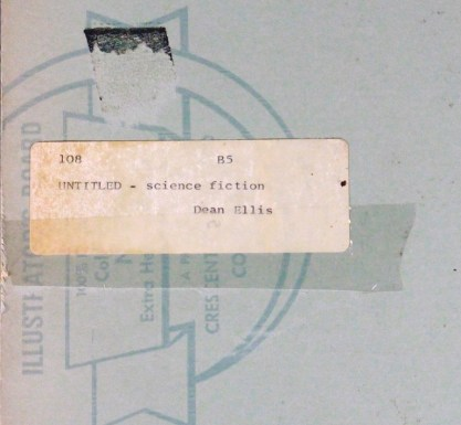 Verso identification label