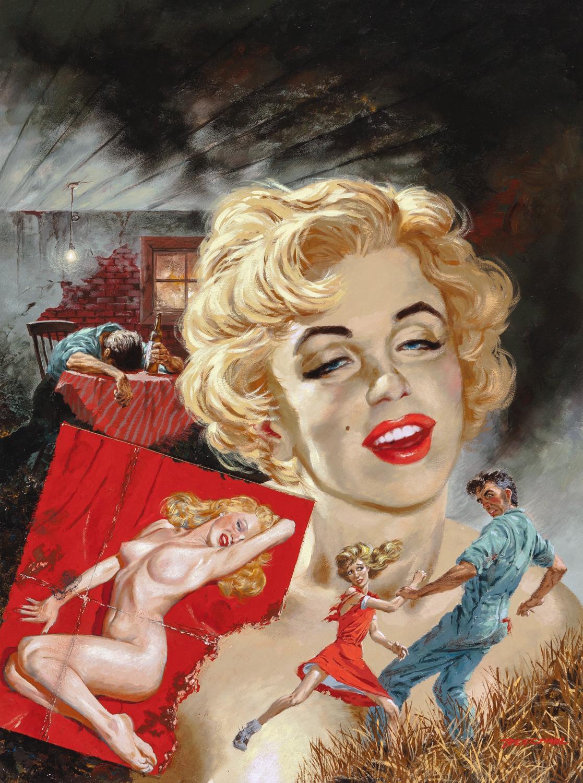True Strange Marilyn Monroe Grapefruit Moon Gallery