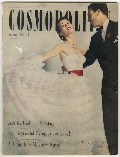 Published Cosmopolitanmagazine is included in the sale