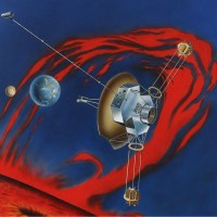 Mars Satellite