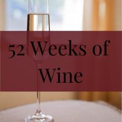 52 Weeks of Wine Icon