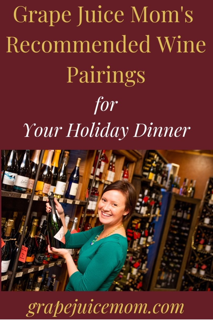 Holiday Pairings