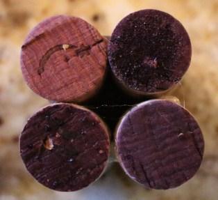 4 corks glued together