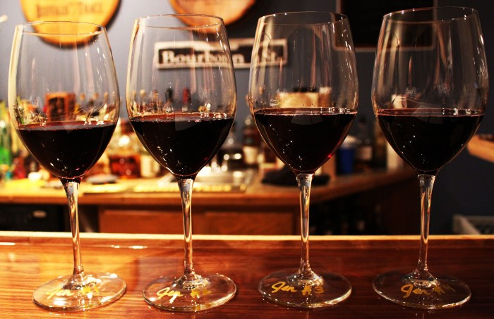 4 glasses