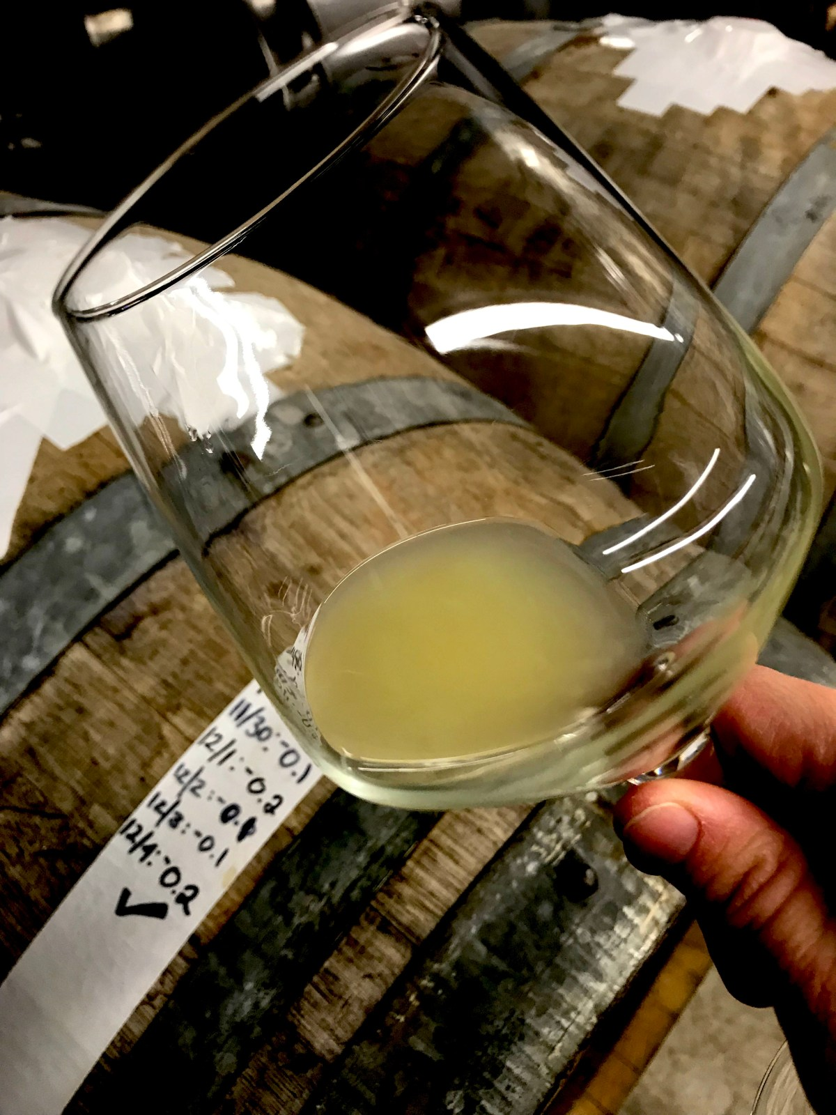 Roussanne Unfiltered