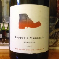 Topper's Mountain Nebbiolo 2011