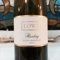 A couple of new release rieslings from Riversdale Estate Tasmania and Lowe Nullo Mountain