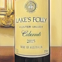 Lake's Folly Cabernets 2015