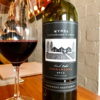 Wynns Black Label Cabernet Sauvignon 2013