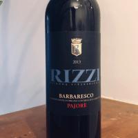Rizzi Barbaresco Pajorè 2013