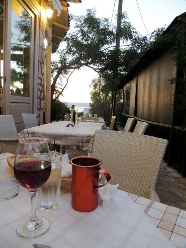 Setting the scene: Elpis, Plaka, western Crete