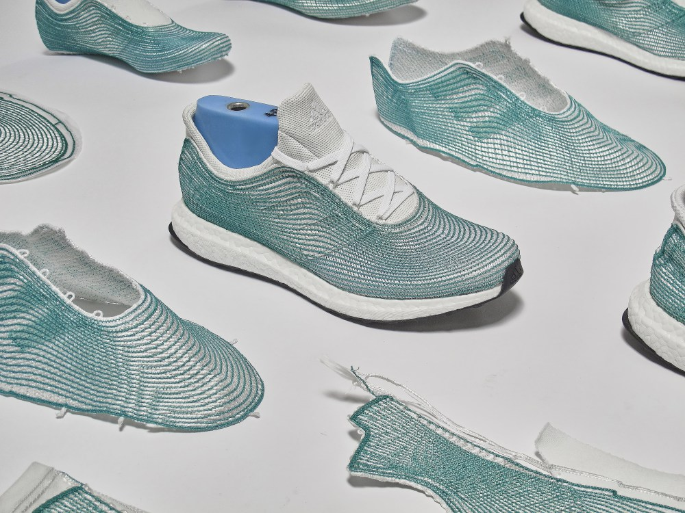 From Threat Into Thread: The Revolutionary Adidas x Parley Footwear