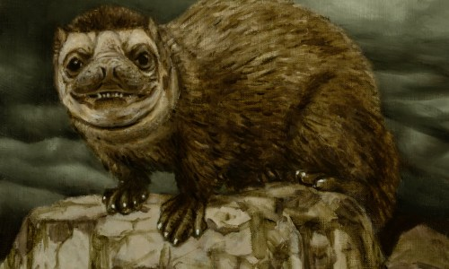 Monster Of The Month: Fjörulabbi, The Shore Laddie