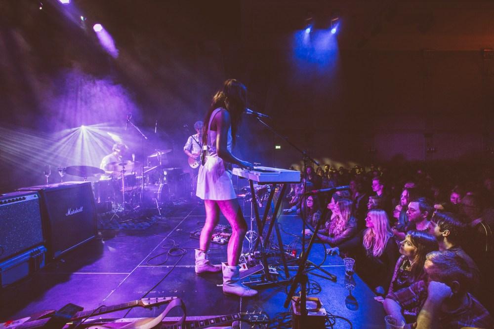 Just Gimme Indie Rock, Again: Blonde Redhead Revisit Reykjavík
