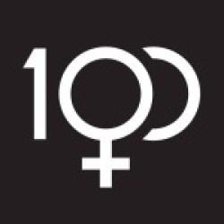 100 ár logo