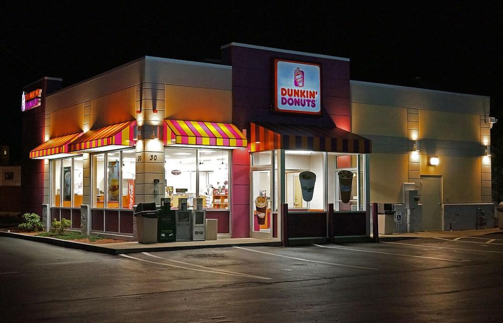Dunkin' Donuts Coming: Mmmmm, Forbidden Donut