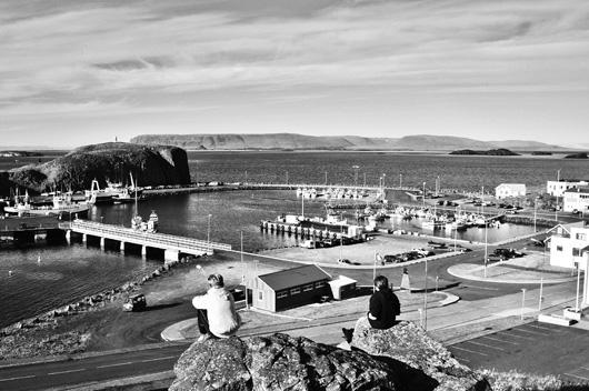 BREIÐAFJÖRÐUR: THE ICELANDIC MEDITERRANEAN?
