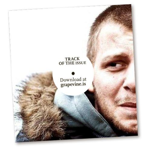 Track of the Issue – Steindi Jr. (featuring Ásgeir Orri): Djamm í kvöld