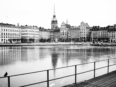 Stockholm's Great Highway to Hope