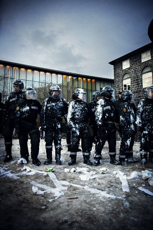 Are Iceland's Cops Underpaid Or Over-Entitled?