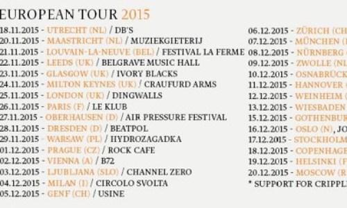 Agent Fresco European Tour: Still On, Go See Them