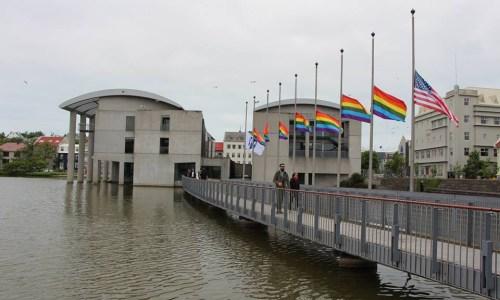 Reykjavík Mourns For Orlando