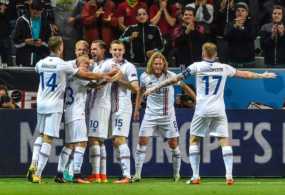 As It Happened: #EuroSaga Begins As Iceland Inflict 1-1 Defeat On Portugal