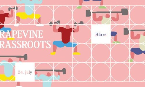 Happening Sunday: Grapevine Grassroots At Húrra