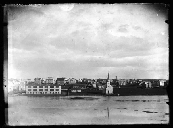 Reykjavík, circa 1905.