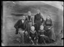 Icelandic family.