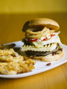 """Best Specialty Burger: """"The Empire State,"""" Roadhouse"""